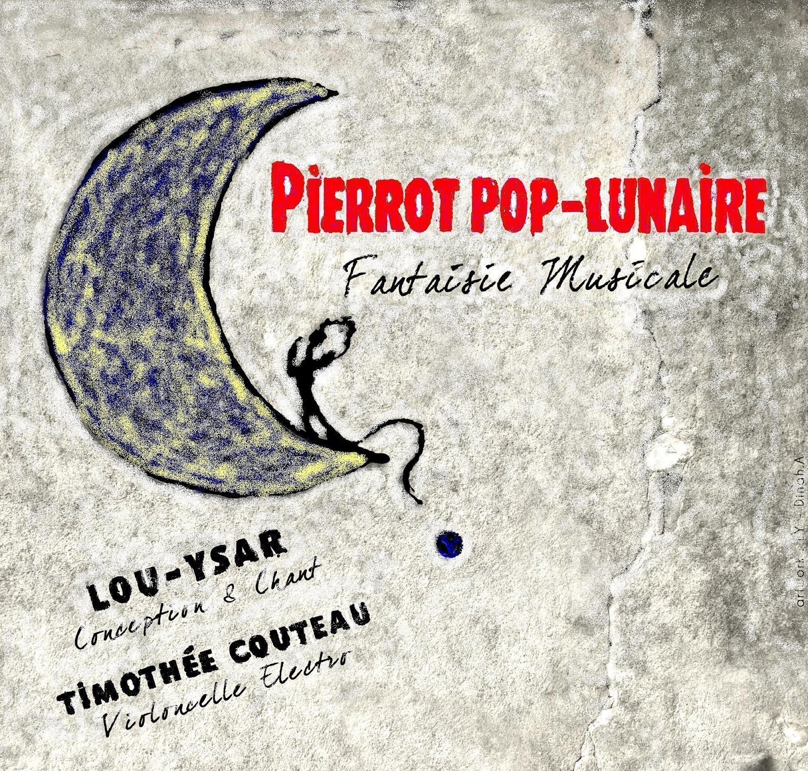 pierrot pop lunaire