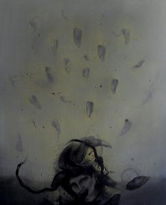 Acrylic on canvas/ 120 * 150 cm /2013